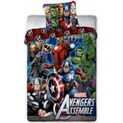 Funda Edredrón Avengers