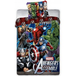 The Avengers Age of Ultron Duvet Set