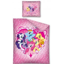 Funda Nordica My Little Pony Corazon 140