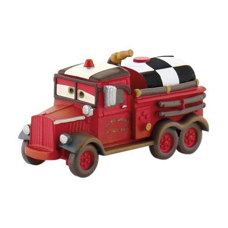 Camión de Bomberos Mayday Figura Aviones 2