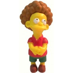 Todd Flanders Figure The Simpson