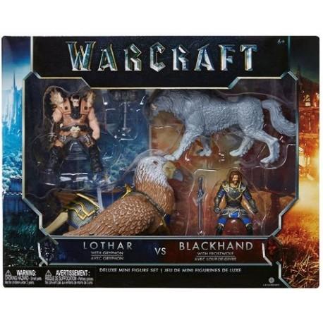 World of Warcraft Mini Figure Set 6 cm