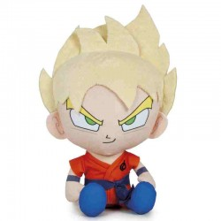 Son Goku Yellow Hair Dragon Ball Plush
