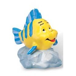 Minifigura Flounder de la Sirenita