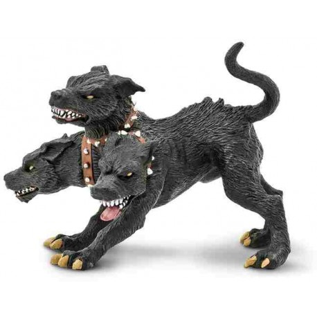 Mythical Realms Cerberus figure