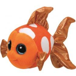 Orange Carp Fish Plush