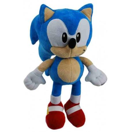 "Sonic The Hedgehog Plush Toy 14"""