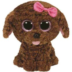 Brown Spanish Water Dog Plush