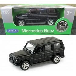 Mercedes Benz G-Class Welly Nex 1:60 Escala