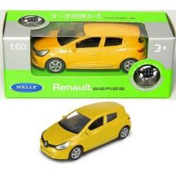 Renault Clio RS Welly Nex 1:60 Escala