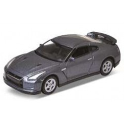 Nissan GTR R35 Welly Nex 1:60 Escala