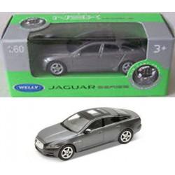 Jaguar XJ Welly Nex 1:60 Escala