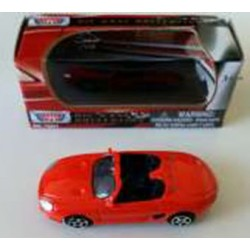 Ford Mustang Motor Max 1-64 Scale