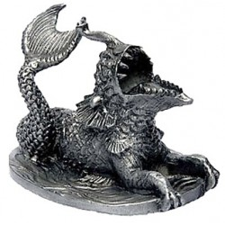Cetus Greek Sea Monster Mythological Creature Figure