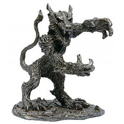 Beast Of Gevaudan Figure