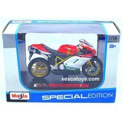 Moto a Escala Ducati 1098S
