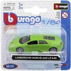 Lamborghini Murcielago Burago Escala 1:64