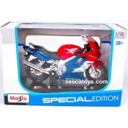 Honda CBR 600F Escala 1:18 Maisto Special Edition