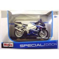 Suzuki GSX R750 Scale 1:18 Maisto Special Edition