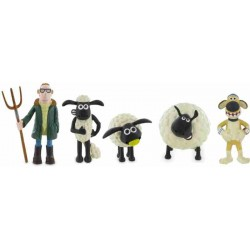 Shaun The Sheep Figues