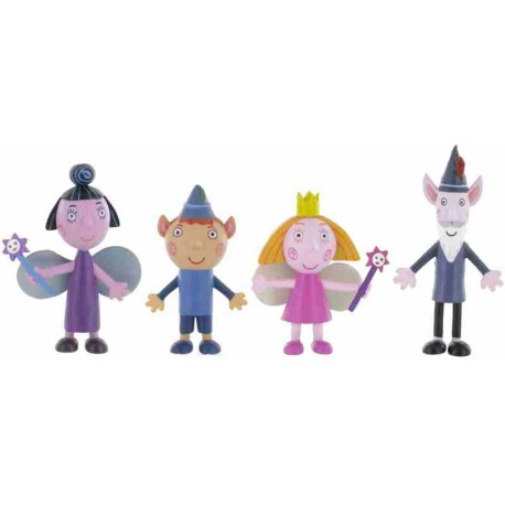 Ben and Holly's Little Kingdom Figures