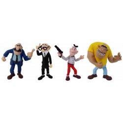 Figures Mort & Phil Secret Agents