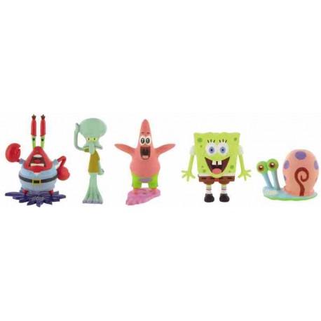 SpongeBob SquarePants Figures