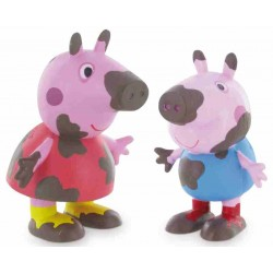 Peppa Pig Muddy Puddles Figures