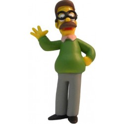 Ned Flanders Figure The Simpson
