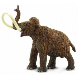 Woolly Mammoth Figure Dinosaur
