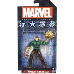 Sandman Figura Marvel Infinite Series