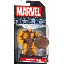 Korg Figura Marvel Infinite Series