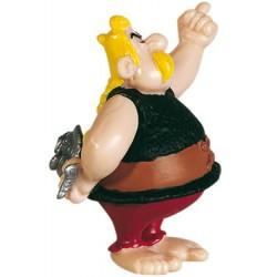 Ordenalfabétix Figura de Astérix el Galo