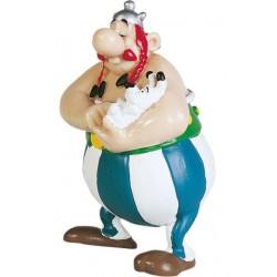 Obelix figura de Astérix el Galo