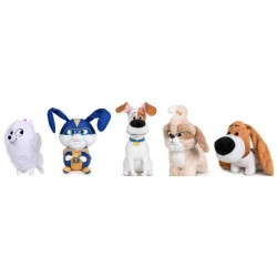 Secret Life of Pets Plush