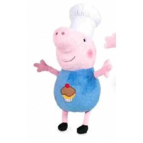 Peluche George de Peppa Pig