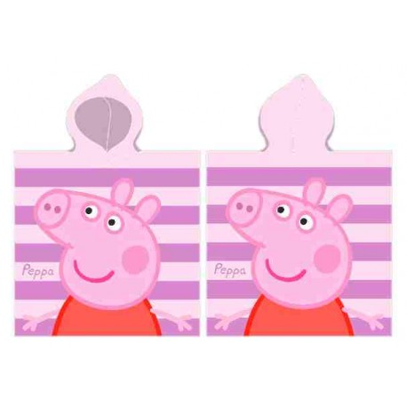 Poncho Peppa Pig