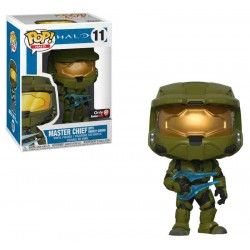 Master Chief Figure POP Halo