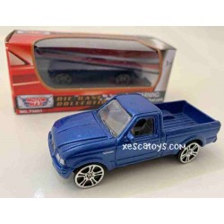 Ford Ranger Blue Motor Max 1-64 Scale