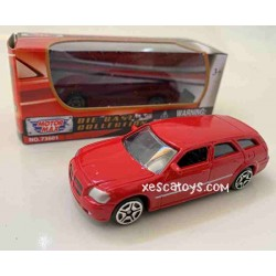Dodge Magnum Red Motor Max 1-64 Scale