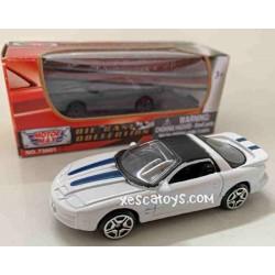 Pontiac Firebird Motor Max 1-64 Scale