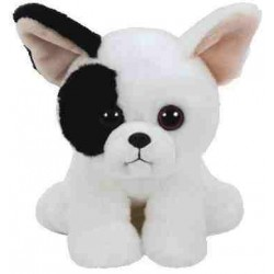 Boston Terrier Dog Plush 15 cm