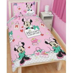 Duvet Cover Minnie Mouse