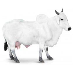 Vaca India Raza Ongole Figura