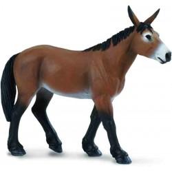 Mule Farm Animal Figure