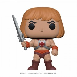 He-Man Figure POP Masters of the Universe