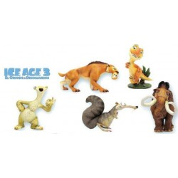 Ice Ages Figures