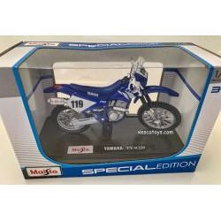 Yamaha TTR 250 Scale 1:18 Maisto Special Edition